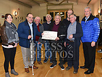 Members of the Wee County Fair Committee presenting a cheque to Acquired Brain Injury. Photo:Colin Bell/pressphotos.ie