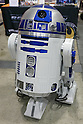 Star Wars robot R2-D2 on display at the Tokyo Comic Con in Makuhari Messe International Exhibition Hall on December 3, 2016, Tokyo, Japan. Tokyo's Comic Con is part of the San Diego Comic-Con International event and is being held for the first time in Japan from December 2 to 4, 2016. (Photo by Rodrigo Reyes Marin/AFLO)