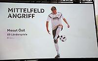 Mesut Özil (Arsenal London) ist für den WM Kader nominiert - 15.05.2018: Vorläufige WM-Kaderbekanntgabe, Deutsches Fußballmuseum Dortmund