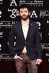 Rodrigo Sorogoyen attends the Goya Awards nominee party at Canal Theater in Madrid, Spain. January 20, 2014. (ALTERPHOTOS/Victor Blanco)