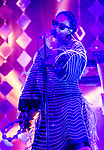 Little Dragon at Bestival  in the Lulworth Castle grounds Dorset 8th sept 2017