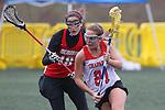02-19-11 Chaparral vs Memorial High School Women's Lacrosse