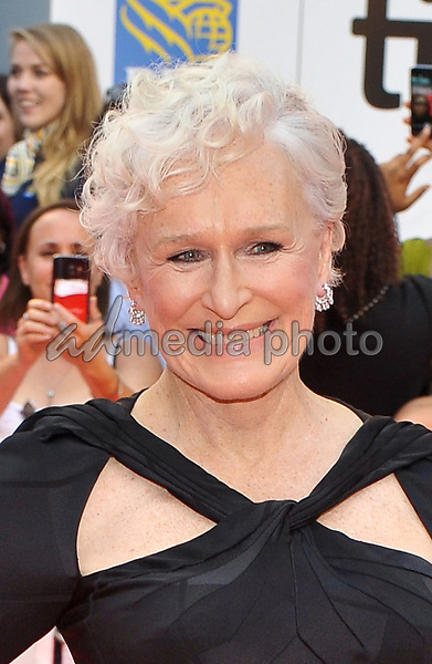 "14 September 2017 - Toronto, Ontario Canada - Glenn Close. 2017 Toronto International Film Festival - ""The Wife"" Premiere held at Roy Thomson Hall. Photo Credit: Brent Perniac/AdMedia"