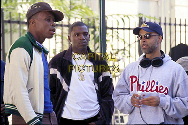 WOOD HARRIS, MEKHI PHIFER & CHARLES STONE III.in Paid in Full.Ref: FB.*Film Still - Editorial Use Only*.www.capitalpictures.com.sales@capitalpictures.com.Supplied by Capital Pictures