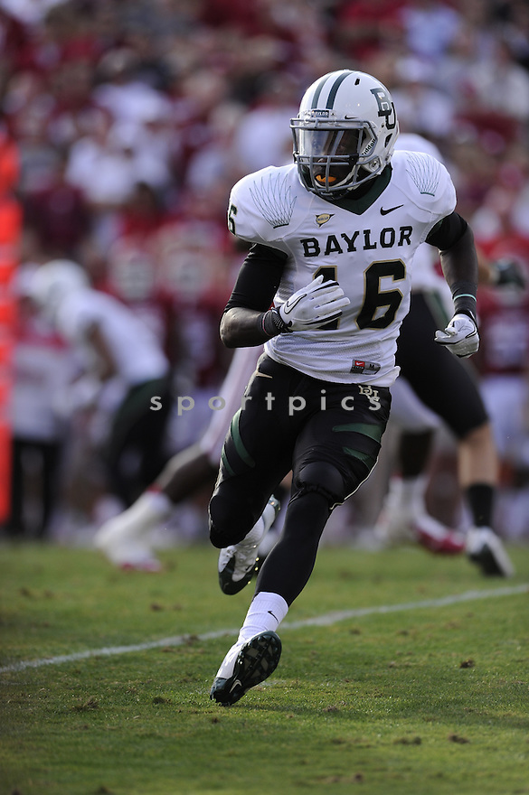 Tevin Reese(16) / Baylor Bears