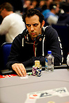 Aaron Lerner is near the chip lead going into level 5.