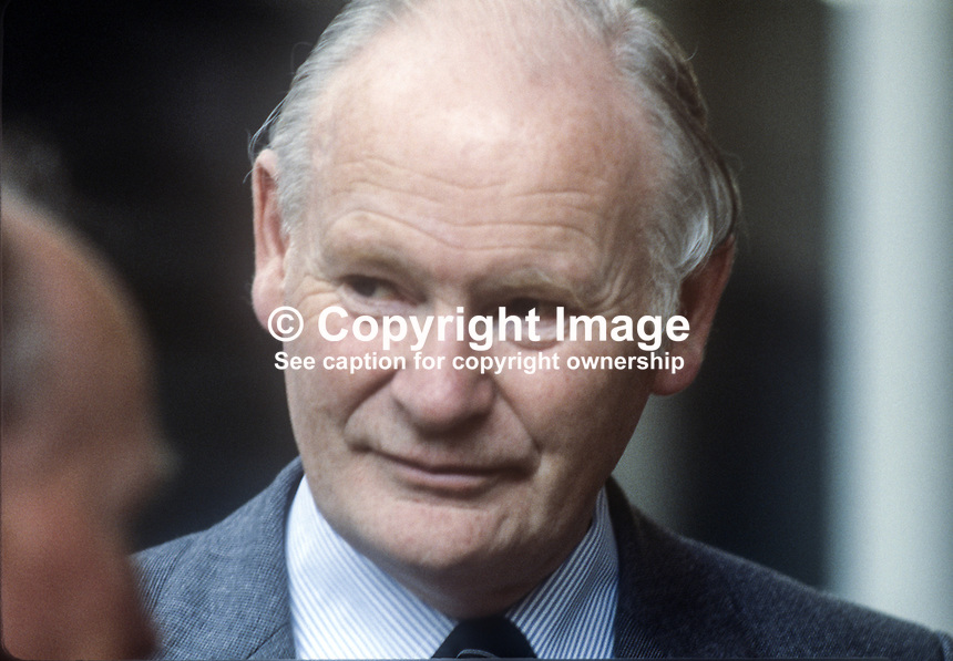 Tom Fitzpatrick, TD, Fine Gael, Rep of Ireland, spokesman, environment, May, 1978, 197805000203<br />