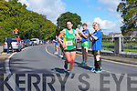 Mary O'Connor who took part in the Killarney Women's Mini Marathon on Saturday last.