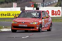 2001 British Touring Car Championship. #60 Simon Harrison. HTML. Peugeot 306.
