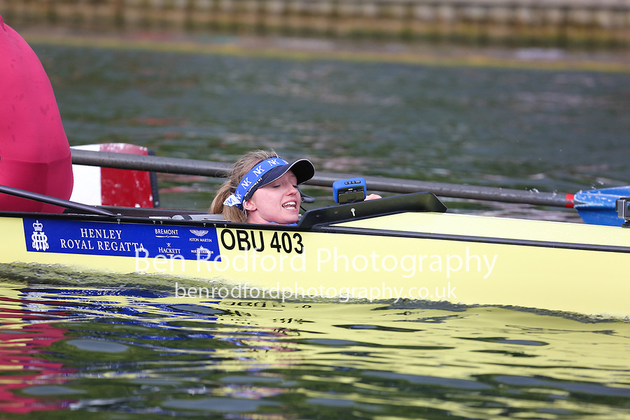 THE PRINCE ALBERT CHALLENGE CUP<br /> Goldie B.C. (447)<br /> Oxford Brookes University (458)<br /> <br /> Henley Royal Regatta 2018 - Wednesday<br /> <br /> To purchase this photo, or to see pricing information for Prints and Downloads, click the blue 'Add to Cart' button at the top-right of the page.