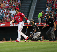 Albert Pujols hits his 631st home run passing Ken Griffey on the all time home run list.