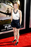 SAMMI HANRATTY.arrives to the Los Angeles Premiere of 'Flipped,' at the Cinerama Dome/Arclight Theater. Hollywood, CA, USA.July 26, 2010. ©CelphImage