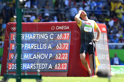 13.08.2016. Rio de Janeiro, Brazil.<br />