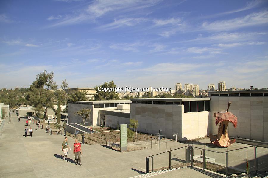 Israel, Israel Museum in Jerusalem