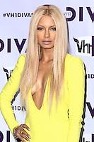"LOS ANGELES, CA - DECEMBER 16: Havana Brown arrives at ""VH1 Divas"" 2012 held at The Shrine Auditorium on December 16, 2012 in Los Angeles, California.  Credit: MediaPunch Inc. /NortePhoto"