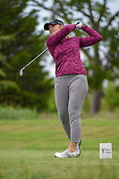 Alexandra Newell (USA) watches her tee shot on 12 during round 1 of  the Volunteers of America LPGA Texas Classic, at the Old American Golf Club in The Colony, Texas, USA. 5/4/2018.<br /> Picture: Golffile | Ken Murray<br /> <br /> <br /> All photo usage must carry mandatory copyright credit (&copy; Golffile | Ken Murray)