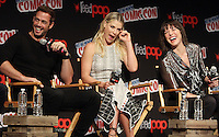 NEW YORK, NY-October 07:William Levy, Ali Larter, Milla Jovovich at ComicCon 2016: Resident Evil: The Final Chapter panel at Madison Square Garden in New York.October 07, 2016. Credit:RW/MediaPunch