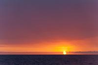 Sunst, Galapagos Islands, Ecuador.