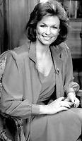 Phyllis George Undated<br /> Photo By Adam Scull/PHOTOlink/MediaPunch<br /> CAP/MPI/PHL/AS<br /> ©AS/PHL/MPI/Capital Pictures