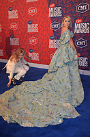 NASHVILLE, TN - JUNE 5: RaeLynn attends the 2019 CMT Music Awards at Bridgestone Arena on June 5, 2019 in Nashville, Tennessee. (Photo by Tonya Wise/PictureGroup)