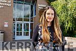 Jessica Murphy, Student President ITT