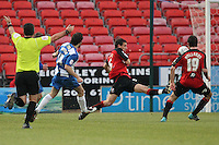 AFC Bournemouth vs Hartlepool United 11-12-10