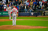 St. Louis Cardinals at Milwaukee Brewers Miller Park Milwaukee Wisconsin 4-3-18