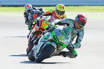 Gran Premio TIM di San Marino during the moto world championship in Misano.<br /> 13-09-2014 in Misano world circuit Marco Simoncelli.<br /> MotoGP<br /> leon camier<br /> PHOTOCALL3000