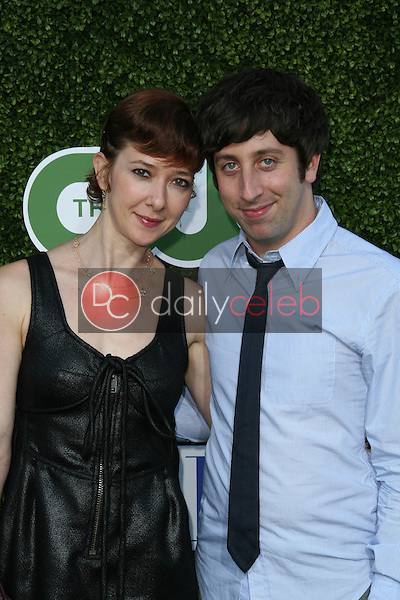 Simon Helberg<br /> at the CBS, The CW, Showtime Summer Press Tour Party, Beverly Hilton Hotel, Beverly Hills, CA. 07-28-10<br /> David Edwards/Dailyceleb.com 818-249-4998