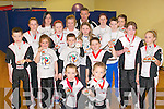 Listowel Kickboxing Club : The members of the Listowel Korean Kickboxing club who took part of the Best Of THe Best Championships held in Dublin at the weekend where each  of the competitors won a medal and atotal of 22 medals in all. Ftont : Letisha Shine & Dean Horgan-Slemon. 2nd Row : Patrick Grey, Emily McCarthy, Aaron Shine ,  Ethan Murphy, Ruth Healy & Dyon Keane. 3rd Row : Mags Horagan, Osha Horgan- Slemon, Leah Murphy-Mulvihill & Brogan McDonnell. Back Catriona Hannon, Naomi O'Brien, Mike O'Brien,  Intructor, Marion Keane & Tisha O'Brien.