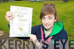 Sarah Canavan Irish Girl Guide Award