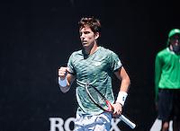 &gt;&gt;&gt;&gt;&gt;&gt;&gt; of ......... in action on day 1 of the Australian Open at Melbourne Park, Melbourne. Victoria, Australia<br /> <br /> Day 1 - 16th January, 2017