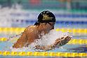 Ryo Tateishi, FEBRUARY 11, 2012 - Swimming : The 53rd Japan Swimming Championships (25m) Men's 100m Breaststroke Final at Tatsumi International Swimming Pool, Tokyo, Japan. (Photo by YUTAKA/AFLO SPORT) [1040]