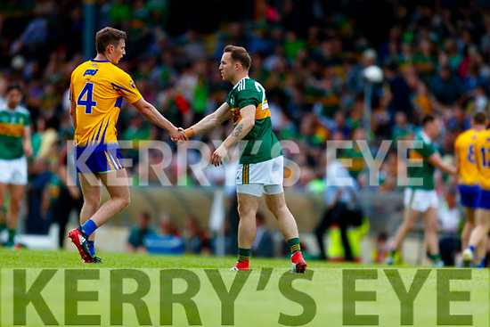 Darran O'Sullivan Kerry after the Munster GAA Football Senior Championship semi-final match between Kerry and Clare at Fitzgerald Stadium in Killarney on Sunday.