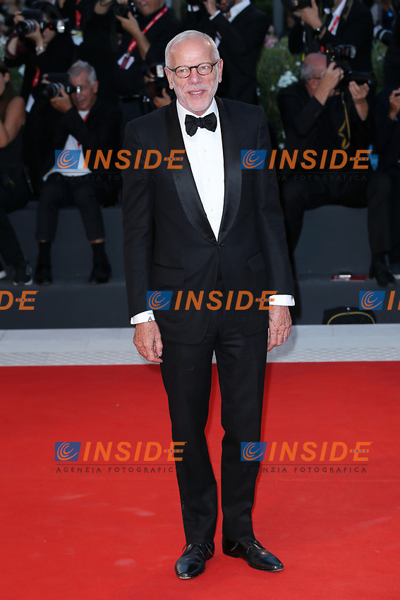 "VENICE, ITALY - SEPTEMBER 04: Pascal Greggory walks the red carpet ahead of the ""Lan Xin Da Ju Yuan"" (Saturday Fiction) screening during the 76th Venice Film Festival at Sala Grande on September 04, 2019 in Venice, Italy. (Photo by Ernesto Ruscio/Insidefoto)<br /> Venezia 04/09/2019"