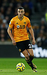 Romain Saiss of Wolverhampton Wanderers during the Premier League match at Molineux, Wolverhampton. Picture date: 14th February 2020. Picture credit should read: Darren Staples/Sportimage