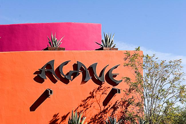 Exterior, Agave Restaurant, Las Vegas, Nevada