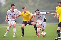 161112 National Youth League Football - Wellington Phoenix Under-17 v Canterbury United Dragons