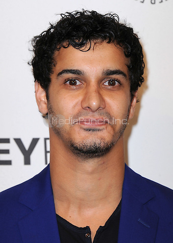 "BEVERLY HILLS, CA - SEPTEMBER 7:  Elyes Gabel at the 10th Annual PaleyFest Fall Preview of CBS's ""Scorpion"" at the Paley Center for the Media on September 7, 2014 in Beverly Hills, California. Credit: PGSK/MediaPunch"