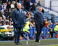 Blackburn Rovers manager Tony Mowbray looks on from the touchline<br /> <br /> Photographer David Shipman/CameraSport<br /> <br /> The EFL Sky Bet Championship - Sheffield Wednesday v Blackburn Rovers - Saturday 16th March 2019 - Hillsborough - Sheffield<br /> <br /> World Copyright &copy; 2019 CameraSport. All rights reserved. 43 Linden Ave. Countesthorpe. Leicester. England. LE8 5PG - Tel: +44 (0) 116 277 4147 - admin@camerasport.com - www.camerasport.com
