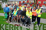 Ballymullen, Castlemorris, Cloonbeg, Garyruth and Murphy's Terrace Residents in preparation for the Entente Florale on Monday evening Pictured front l-r John O'Shea, Joan O'Regan, John O'Sullivan, Michael Gaffney, Ciara Fields, back l-r Tommy Collins, Michael Murphy, Brian O'Donoghue, Patricia Crowley, Eileen Fitzgerald Moriarty, Ann O'Shea, Eileen Kelleher, Mary Welch, Kit Ryan