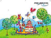 Marcello, CHILDREN BOOKS, BIRTHDAY, GEBURTSTAG, CUMPLEAÑOS, paintings+++++,ITMCEDH1318A,#Bi#, EVERYDAY