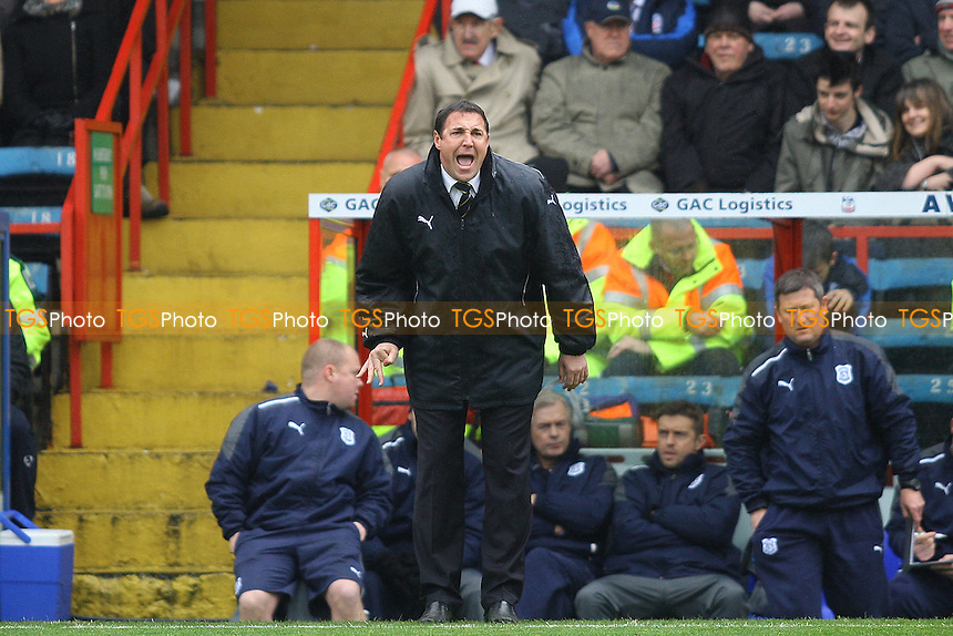 Malky Mackay Manager of Cardiff City - Crystal Palace vs Cardiff City - nPower Championship Football at Selhurst Park Stadium, London - 28/04/12 - MANDATORY CREDIT: George Phillipou/TGSPHOTO - Self billing applies where appropriate - 0845 094 6026 - contact@tgsphoto.co.uk - NO UNPAID USE.