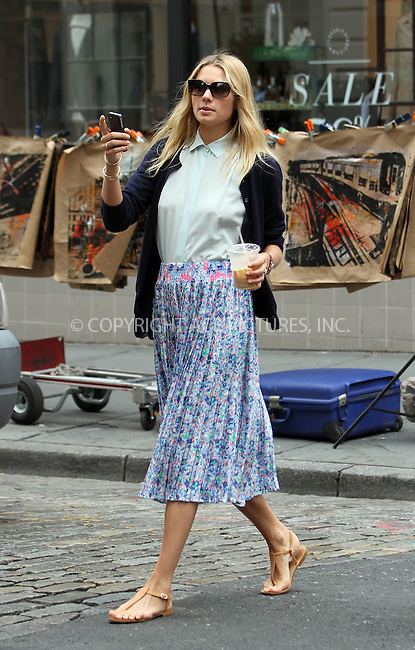 WWW.ACEPIXS.COM . . . . .  ....July 19 2012, New York City....Model Jessica Hart walking in Soho on July 19 2012 in New York City....Please byline: NANCY RIVERA- ACEPIXS.COM.... *** ***..Ace Pictures, Inc:  ..Tel: 646 769 0430..e-mail: info@acepixs.com..web: http://www.acepixs.com