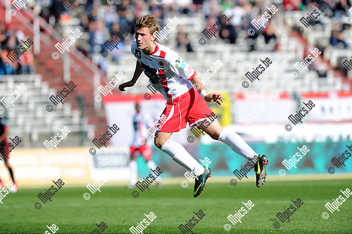 2012-09-30 / Voetbal / seizoen 2012-2013 / R. Antwerp FC / Joren Dom..Foto: Mpics.be