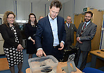 150331 Nick Clegg MP Panasonic visit