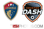 Cary, North Carolina - September 9, 2017: North Carolina Courage 1-0 Houston Dash at Sahlen's Stadium at WakeMed Soccer Park in a 2017 NWSL Regular Season game. Photos available through www.ISIphotos.com