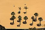 Terasitas man made beach, San Andreas, Tenerife, Canary Islands, Spain