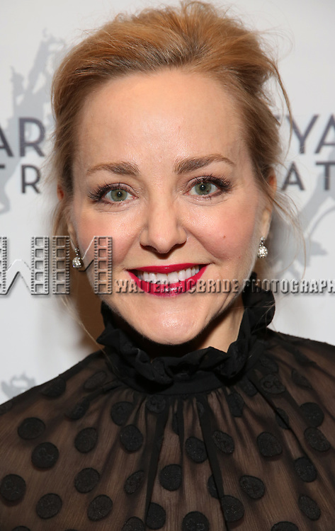 """Geneva Carr attending the Opening Night Performance for The Vineyard Theatre production of  """"Do You Feel Anger?"""" at the Vineyard Theatre on April 2, 2019 in New York City."""