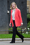 © Joel Goodman - 07973 332324 . 11/05/2015 . London , UK . AMBER RUDD arrives at 10 Downing Street this morning (11th May 2015) . Photo credit : Joel Goodman